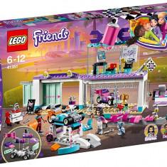 LEGO Friends - Atelier creativ de tuning 41351