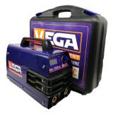 Aparat de sudura tip invertor MMA Vega Craft Tec, 6.6 kW, 250 A BMC, trusa inclusa
