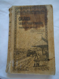 Calauza Cailor ferate romane, 1913