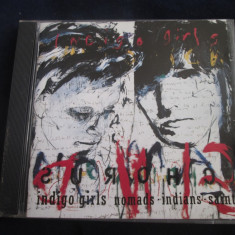 Indigo Girls - Nomads.Indians.Saints _ cd,album _ Epic ( Europa , 1990)