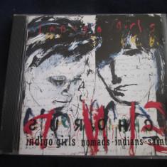 Indigo Girls - Nomads.Indians.Saints _ cd,album _ Epic ( Europa , 1990), Epic rec