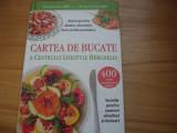 CARTEA DE BUCATE A CENTRULUI LIFESTYLE HERGHELIA  ( cartonata, ilustrata ) *
