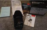 Obiectiv Nikon Sigma 18-125mm f/3.8-5.6 HSM OS , ca nou la cutie