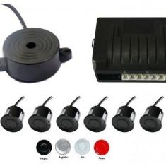 Senzori parcare fata spate cu 8 senzori si avertizare sonora