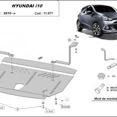 Scut motor metalic Hyundai i10 2012-2017