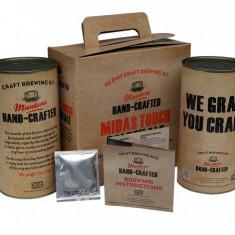 Muntons Hand-Crafted Midas Touch Golden Ale 3.6 kg  - kit bere de casa 23 litri