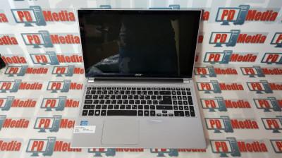 "Laptop Acer i3 3217U 8GB DDR3 HDD 320GB 15.6"" Touch Screen Baterie OK foto"