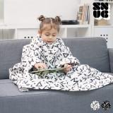 Pătură cu Mâneci pentru Copii Symbols Snug Snug One Kids