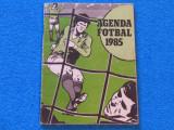 Agenda Fotbal 1985