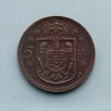 ROMANIA  -  5 Lei 1930