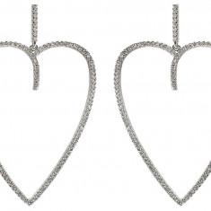 Cercei Fashion Heart by Borealy