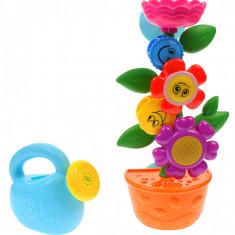 Jucarie de baie M-Toys flori multicolore - 9909