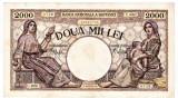 Bancnota 2000 lei 18 noiembrie 1941 (2)