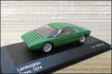 Macheta Lamborghini Bravo (1974) 1:43 Whitebox