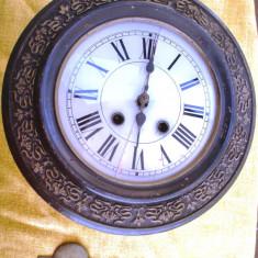Ceas   vechi   cu  mecanism  Andeas  Dworski