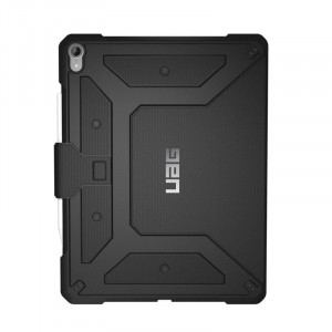 Husa UAG Metropolis iPad Pro 12.9 inch (2018) Black