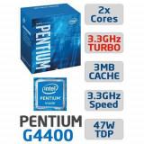 Procesor Intel Skylake, Pentium Dual-Core G4400 3.30GHz- Socket 1151