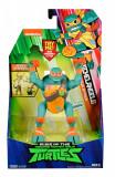 Cumpara ieftin Figurina Testoasele Ninja Michelangelo Ninja Attack