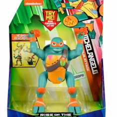 Figurina Testoasele Ninja Michelangelo Ninja Attack