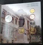 Set de monetarie emis de BNR in 2010 - Banca nationala a Romaniei