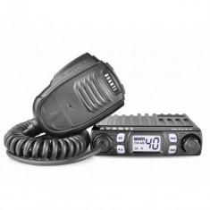 Statie radio CB Avanti Micro, 4W, ASQ reglabil MICROCB
