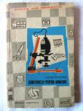 """CONSTRUCTII PENTRU AMATORI"", Stefan Niculescu, 1963"