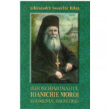 Ieroschimonahul Ioanichie Moroi - Egumenul Sihastriei, Ioanichie Balan