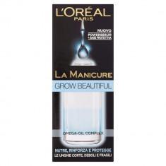 Tratament pentru unghii, L'oreal Paris, La Manicure Grow Beautiful, 5 ml