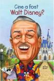 Cine a fost Walt Disney?, Pandora-M