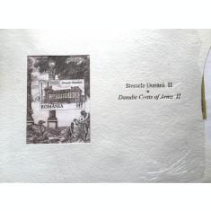ROMANIA 2010 - STEMELE DUNARII II, TIMBRU GRAVAT, OCTAVIAN ION PENDA - LP 1881a
