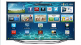Cumpara ieftin Slim smart LED 3D TV Samsung 138 cm, Full HD 55ES8000 cu ochelari 3D gratuit, 139 cm, Smart TV