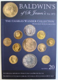BALDWIN ' S OF ST JAMES ' S EST. 1872 - AUCTION 20 - THE CHARLES WANDER COLLECTION , 26 SEPTEMBER , 2018