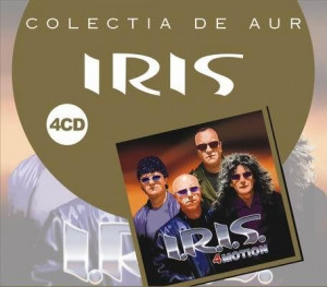 Iris - 4 Motion (4 CD - Roton - NM)