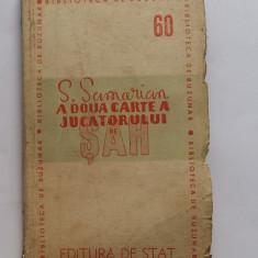 S. Samarian - A Doua Carte A Jucatorului De Sah 1947