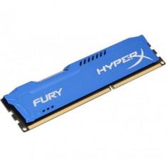 Memorie ram kingston dimm ddr3 4gb 1333mhz cl9 hyperx fury, DDR 3, 4 GB, Single channel