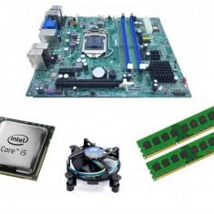 KIT Placa de baza (SHD) Acer H61H2-AD + Intel® Core i5-3470S + 8GB DDR3 1600Mhz, Pentru INTEL, 1155, DDR 3