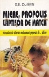 Miere, propolis, lăptișor de matcă - miraculoase alimente-medicament