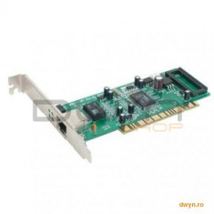 D-Link, Placa retea 10/100/1000 PCI