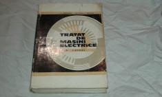 I.S.GHEORGHIU\A.FRANSUA - TRATAT DE MASINI ELECTRICE   Vol.4 ~Masini sincrone~ foto