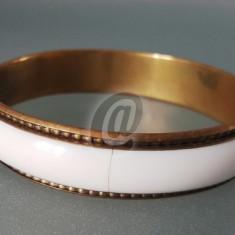 Bratara cupru fixa, 6.7 cm