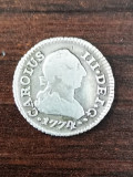 1/2 REAL SEVILLA -ARGINT-1774., Europa