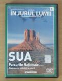 In jurul lumii Deagostini DVD - SUA (parcurile nationale)