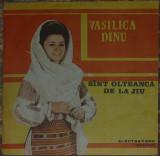 Vinil Vasilica Dinu – Sînt Olteancă De La Jiu,1988,VG+,solicitati lista