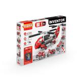 Set motorizat piese lego, 90 modele multiple, copii 6-14 ani, Inventor
