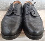 Pantofi Clarks, 43, Negru