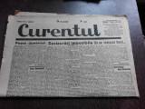 Ziarul Curentul , director Pamfil Seicaru , 26 iunie nr.1938/1933