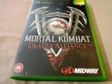 Mortal Kombat Deadly Alliance, XBOX Clasic, original, alte sute de titluri, Actiune, 18+, Single player