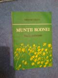 e0a MUNTII RODNEI -  STUDIU GEOBOTANIC- GHEORGHE COLDEA (cu harta)