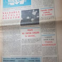 Ziarul magazin 31 mai 1980-articol adrian paunescu