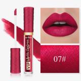 Ruj Lichid Mat Kiss Beauty VIP Long Lasting Formula 07#
